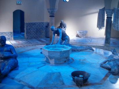 The Russian Turkish Baths